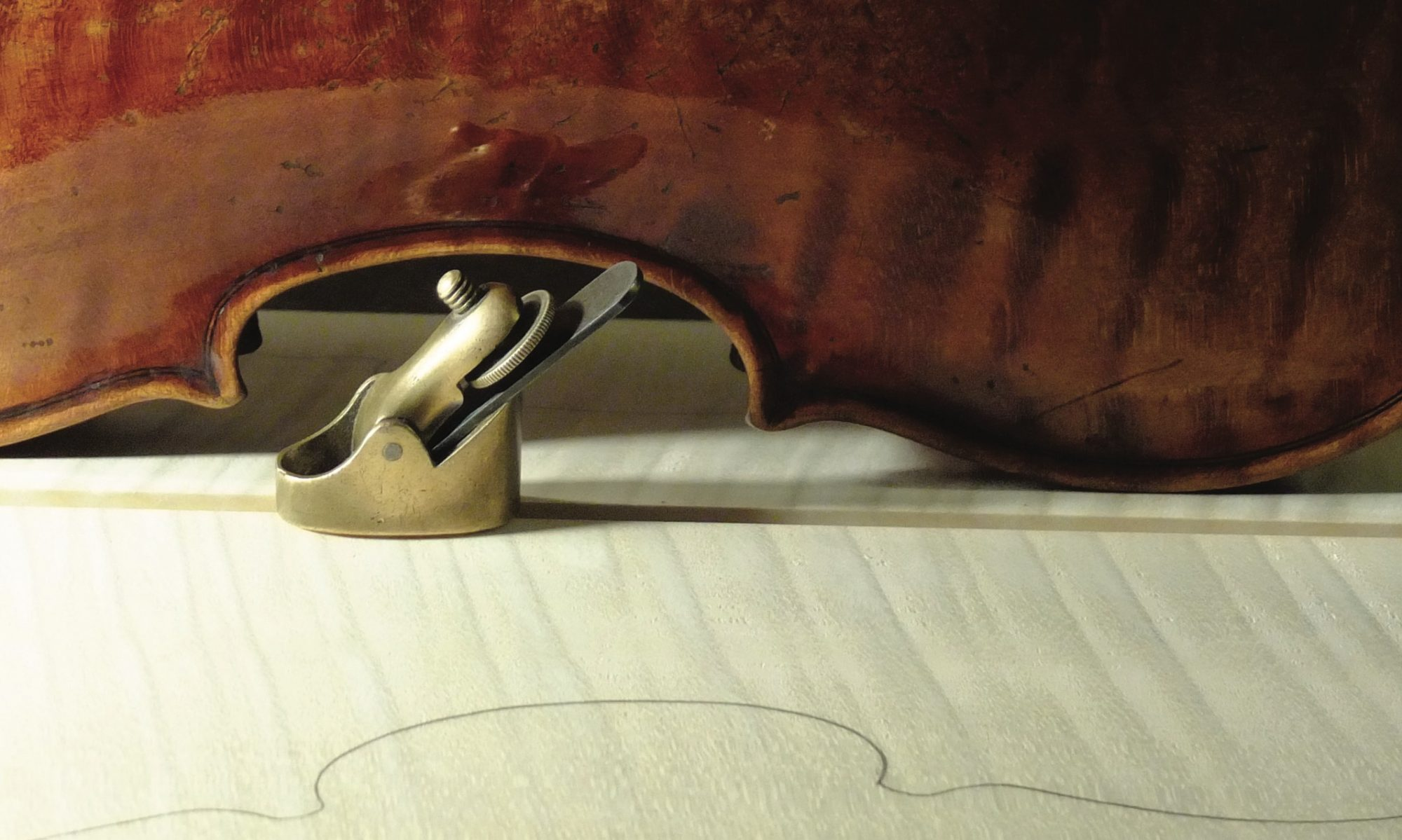 Melvin Goldsmith ▪︎ Violin Maker